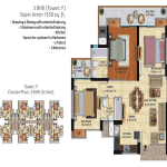 ace city floor plan , ace city noida extension