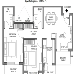 casa greens 1 floor plan , casa greens 1