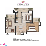 future estate floor plan , future estate