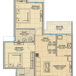 gaur city 14th avenue floor plan , gaur city 14th avenue