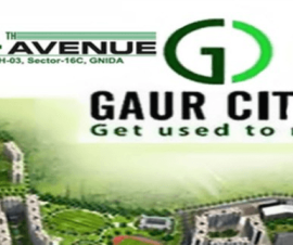 gaur city 14th avenue image