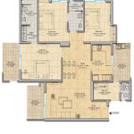 gaur saundaryam floor plan , gaur saundaryam