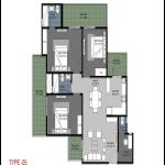 gulshan bellina floor plan , gulshan bellina
