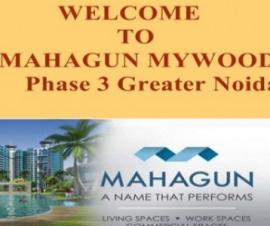 mahagun mywoods phase 3 image