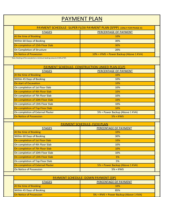 palm olympia payment plan , palm olympia
