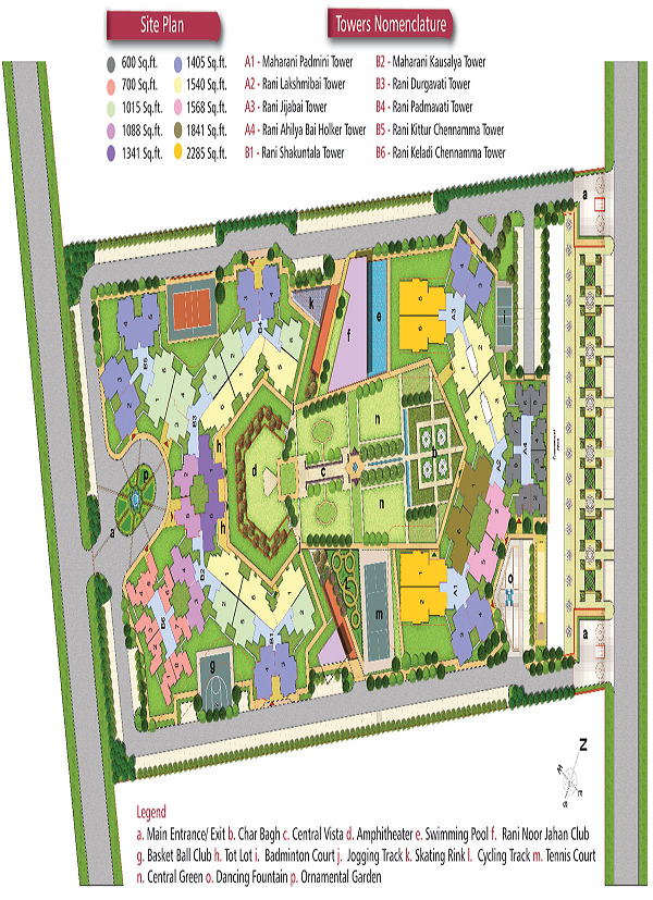 rudra palace heights site plan , rudra palace heights