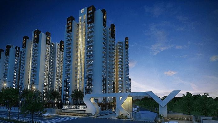 shri radha sky gardens image