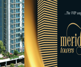 vvip homes meridian towers image