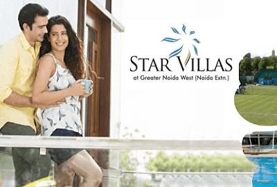aarcity star villas image