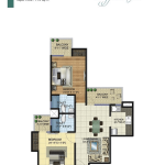 amrapali bollywood towers floor plan , amrapali bollywood towers
