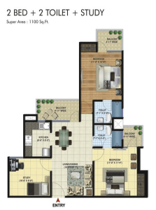 amrapali twin towers floor plan , amrapali twin towers