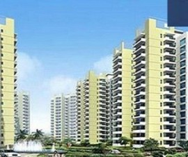 amrapali twin towers image
