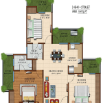 apple orchid floor plan , apple orchid