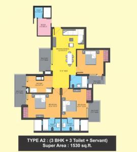 dpl flora heritage floor plan , dpl flora heritage