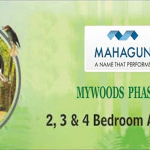 mahagun mywoods phase 2 image