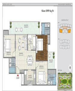 migsun ultimo floor plan , migsun ultimo