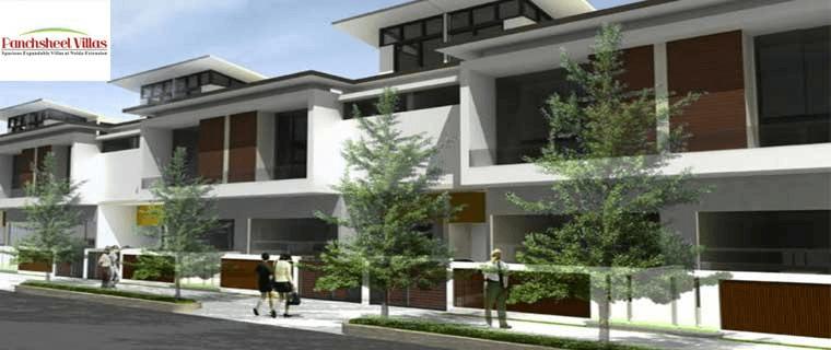 pansheel villas image