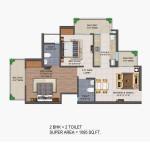 Jan Ghar Awas Yojna floor plan2