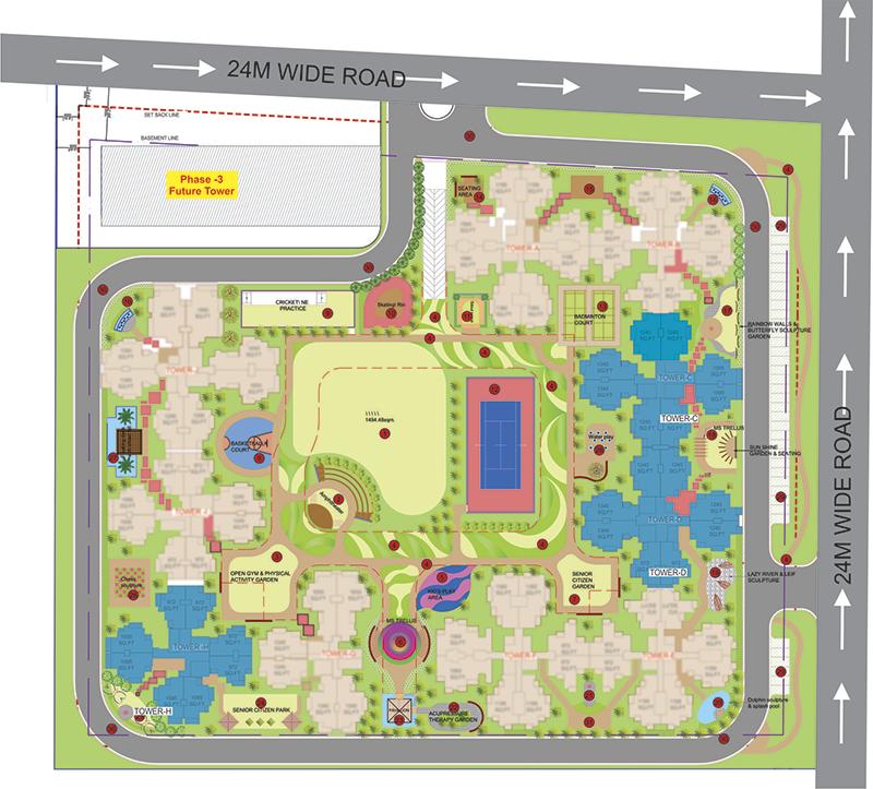 Jan Ghar Awas Yojna site map