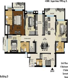 aarcity regency park floor plan , aarcity regency park