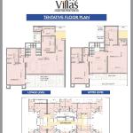 aarcity sky villas floor plan , aarcity sky villas