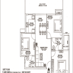 gaur atulyam floor plan , gaur atulyam