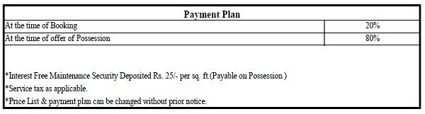 gaur city 10th avenue payment plan , gaur city 10th avenue