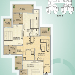 gaur city 12th avenue floor plan , gaur city 12th avenue