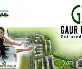 gaur city 16th avenue image