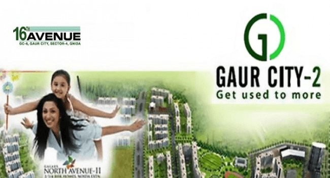 gaur city 16th avenue image
