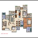 gayatri aura floor plan , gayatri aura