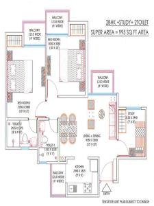 ajnara sports city floor plan , ajnara sports city