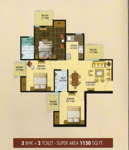 amrapali enchante floor plan , amrapali enchante