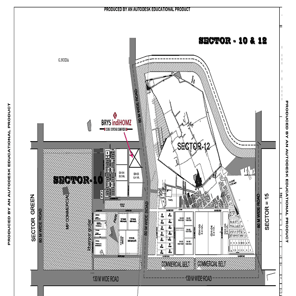 brys indihomz location map , brys indihomz