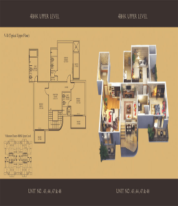 mahagun mantra villaments floor plan , mahagun mantra villaments