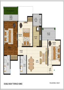 antriksh golf links floor plan , antriksh golf links