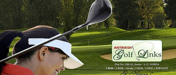 antriksh golf links image