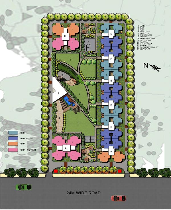 elegant-splendour-site-plan