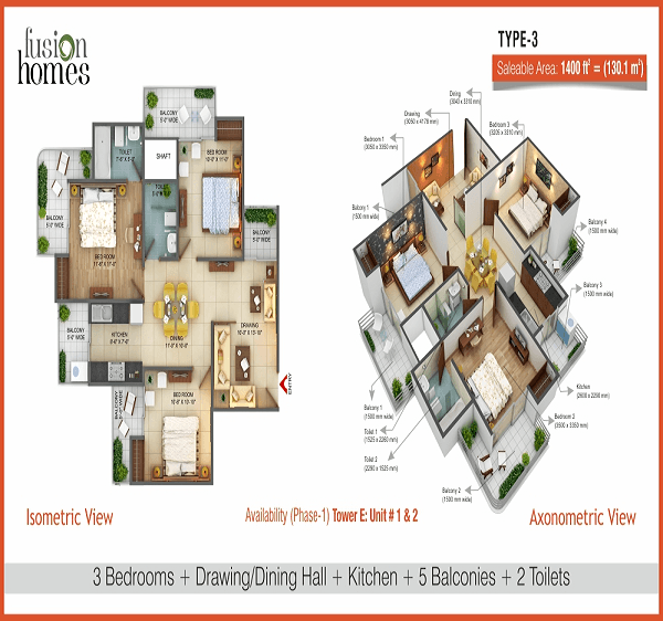 fusion-home-floor-plan-3bhk-2toilet-1400-sq-ft