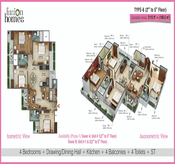 fusion-home-floor-plan-4bhk-4toilet-2115-sq-ft