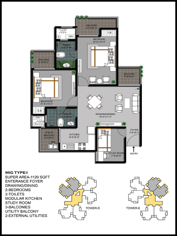 hawelia-valenova-park-floor-plan-2bhk-2toilet-1120-sq-ft