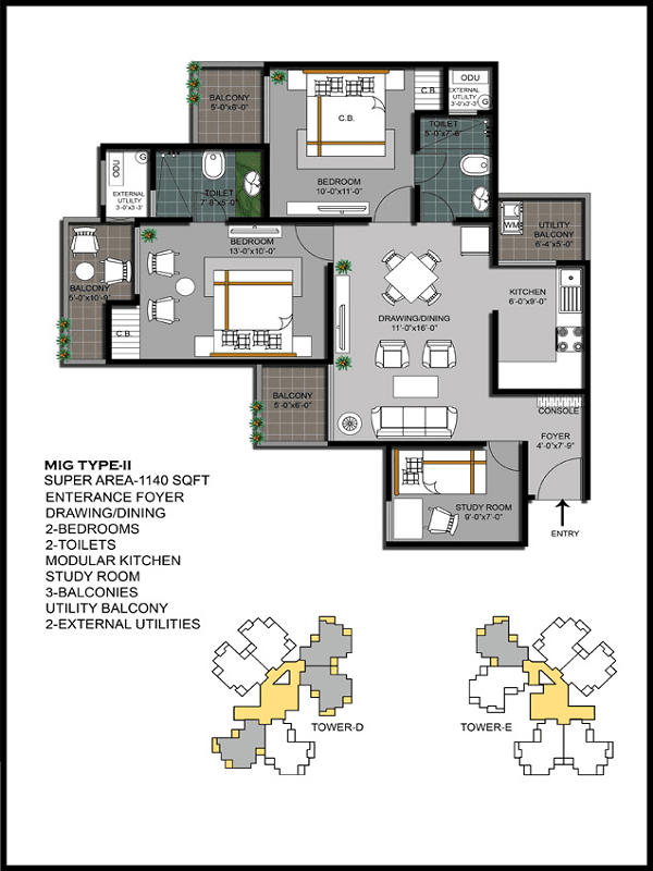hawelia-valenova-park-floor-plan-2bhk-2toilet-1140-sq-ft