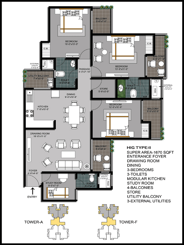 hawelia-valenova-park-floor-plan-3bhk-3toilet-1670-sq-ft