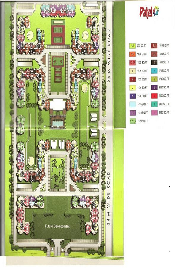 patel-neotown-site-plan