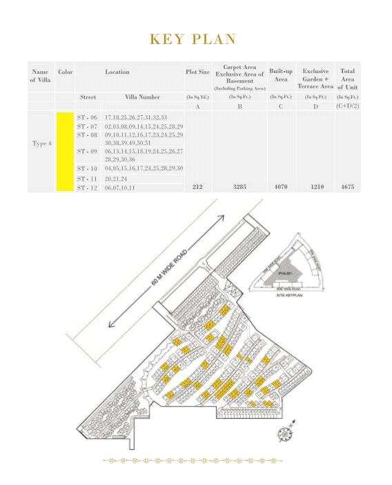 rise-resort-residences-floor-plan-key-plan-two