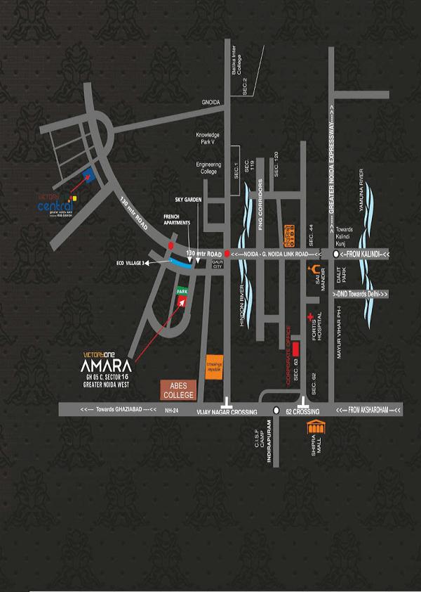 victory-one-amara-location-map