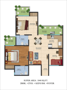 ajnara-le-garden-floor-plan-2bhk-2toilet-1040-sq-ft