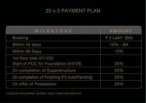 EVOKE_Payment plan