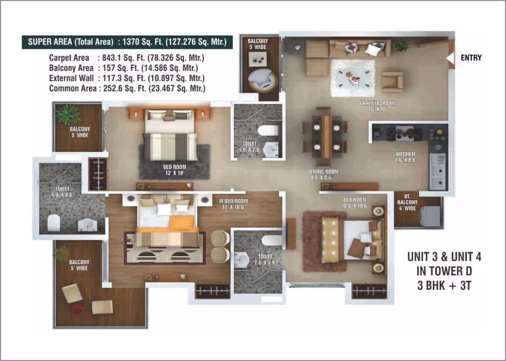ratan pearls floor plan3