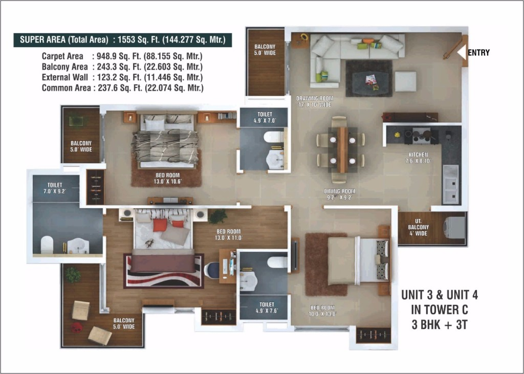 ratan pearls floor plan4